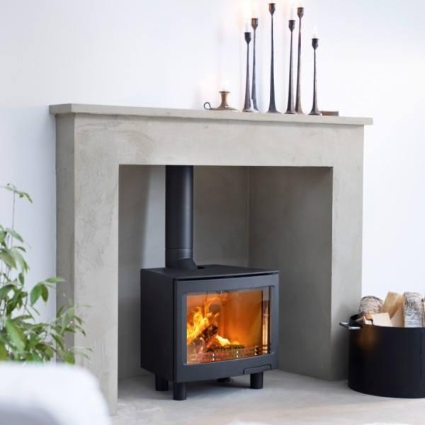 Contura I5 Panoramic Door Stove Hagley Stoves Amp Fireplaces