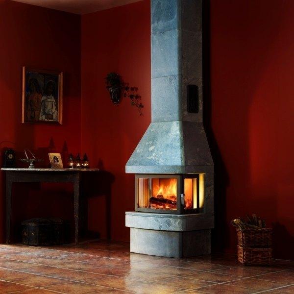 Contura 470 stove