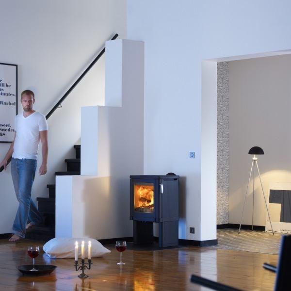 dg ivar 5 stove hagley stoves fireplaces. Black Bedroom Furniture Sets. Home Design Ideas