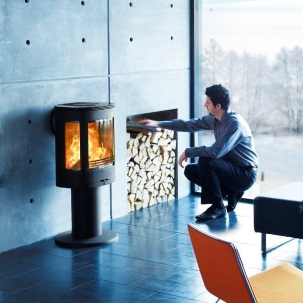 Contura 880 stove
