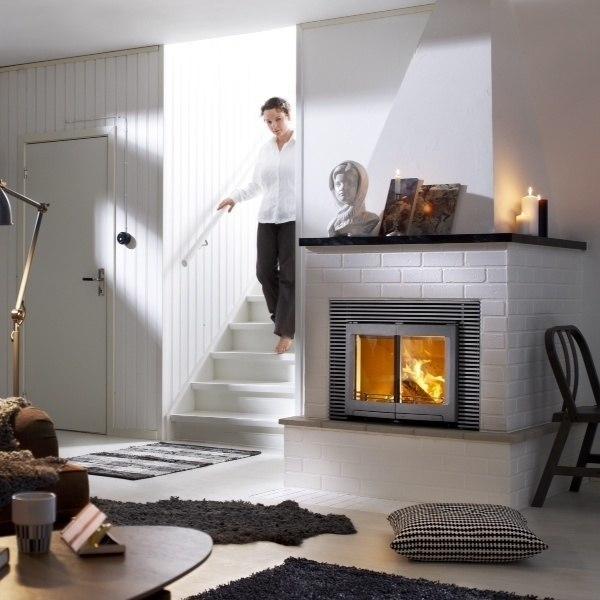 Contura i5 double door stove