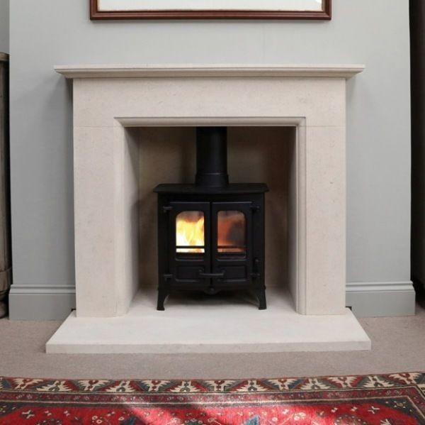 Elite Dorsington natural stone fireplace