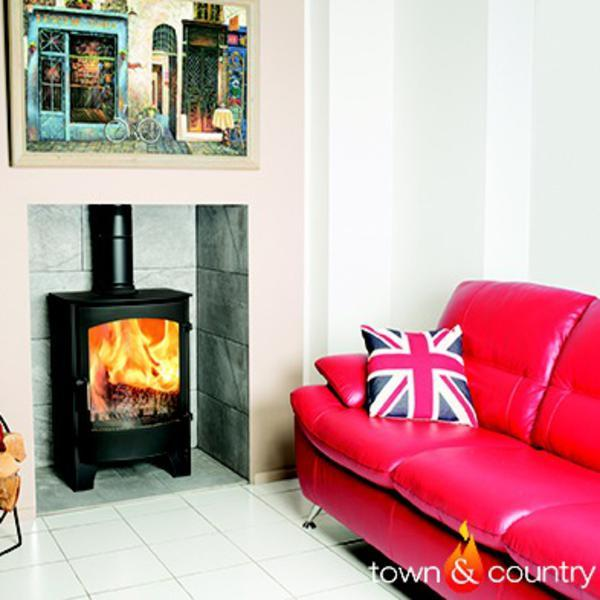 Town & country byland stove