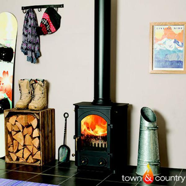 Town & country farndale stove