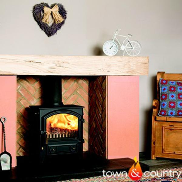 Town & country little thurlow stove