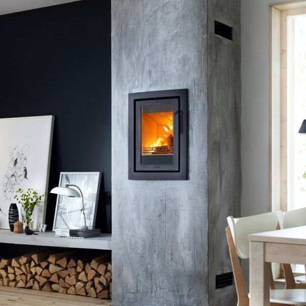 contura i4 modern 4sided stove