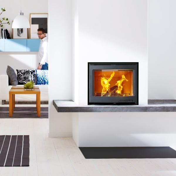 contura i5 panoramic door stove