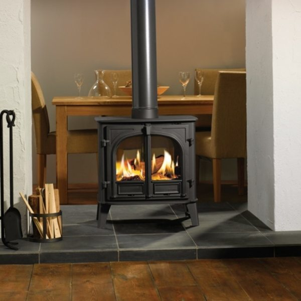 Stovax Stockton double-sided stove