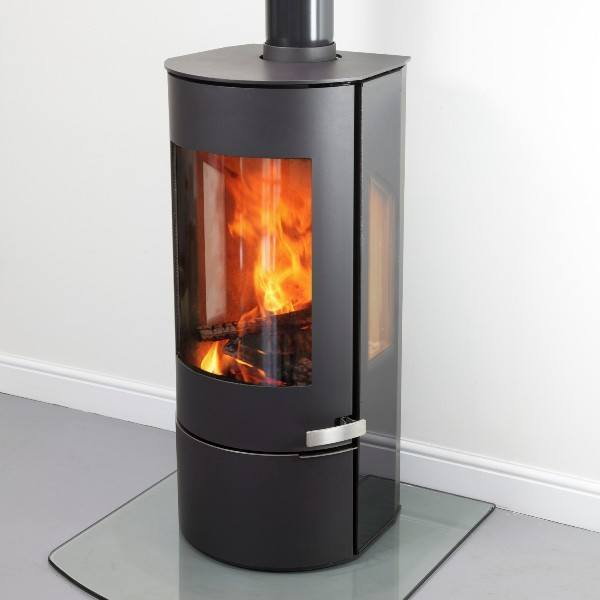 Mendip Somerton II Side Glass Stove