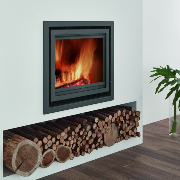 mendip Christon Inset Stove