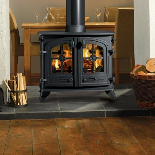 yeoman double-sided stoves