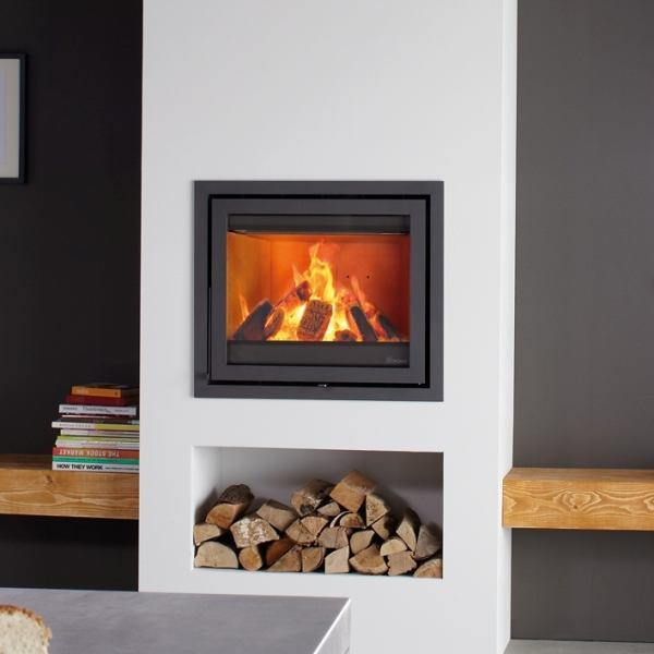 Contemporary wood burning archives hagley stoves fireplaces - Contemporary wood furniture burning fireplaces ...