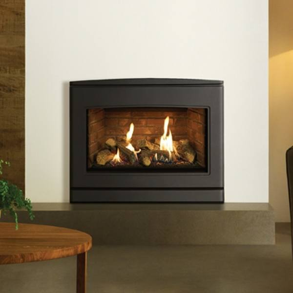 Yeoman CL670 inset gas fire