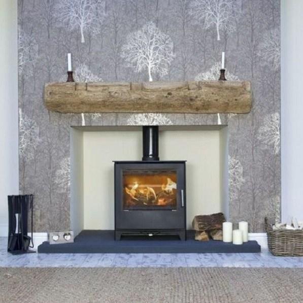 Mendip Woodland DEFRA stove