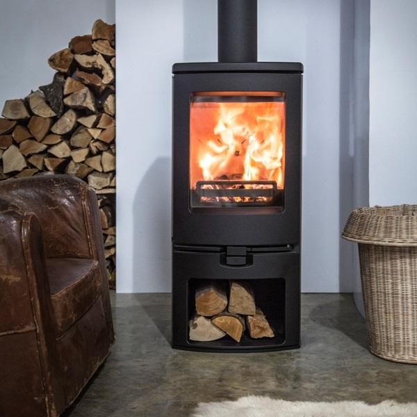 charnwood Arc 7 multi fuel stove