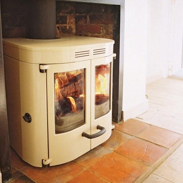 Charnwood SLX stove almond