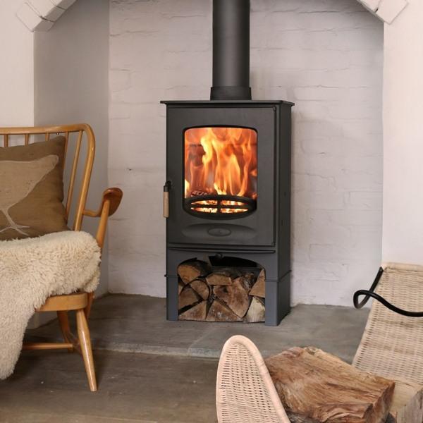 Charnwood c eight wood burning stove